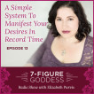 A Simple System To Manifesting Anything In Record Time – 7-Figure Goddess Radio Episode-13