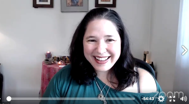 How To Ditch Scarcity And Get Back In The Flow Of Abundance (new training)