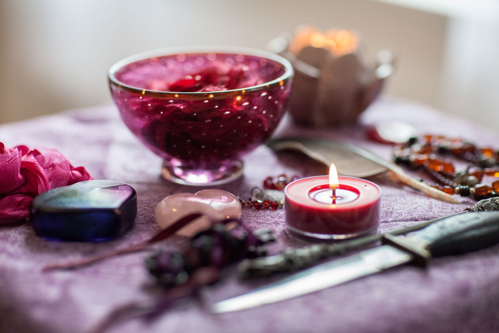 Feminine Magic® November New Moon Ritual Is This Wednesday!